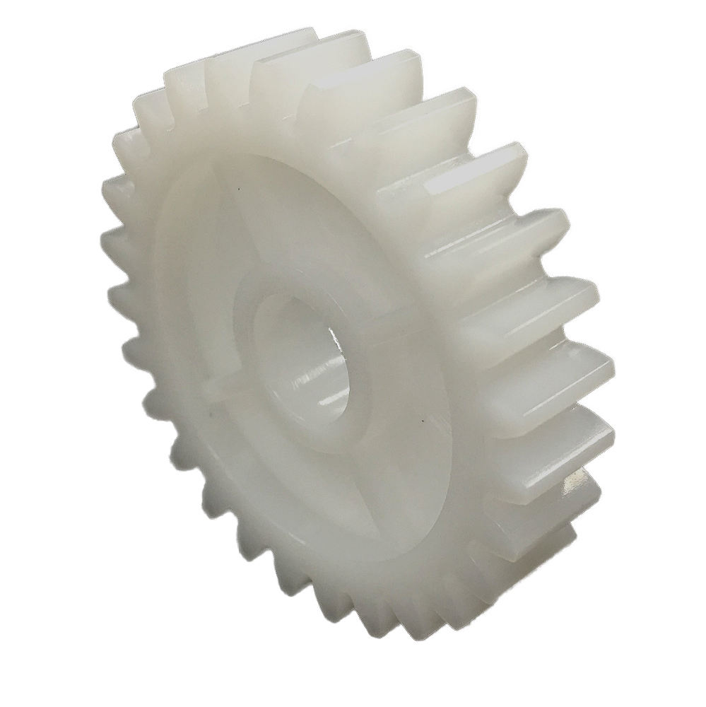 POM custom plastic spur gear China ISO certified factory customized hot sale low price pinion gear for gear box