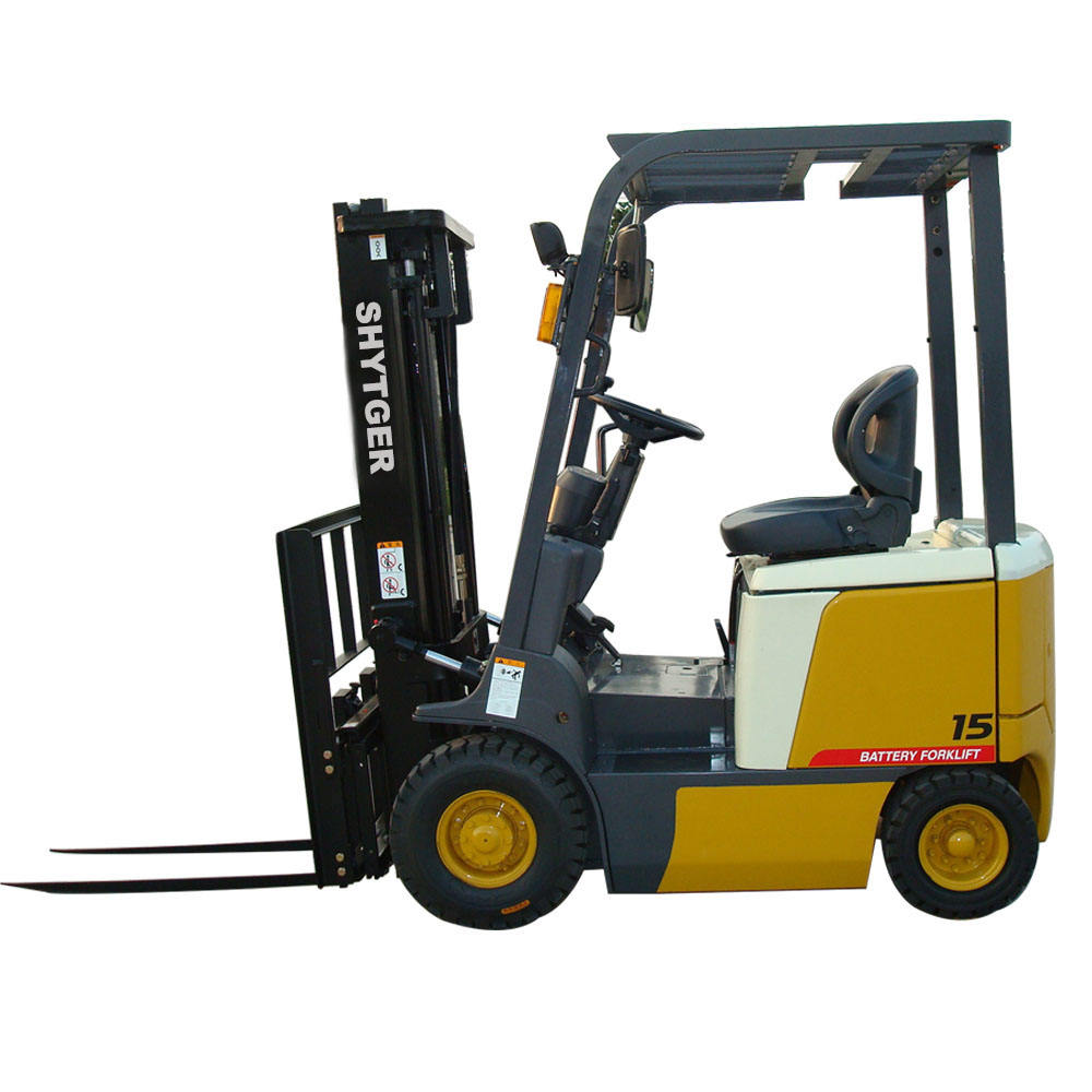 1500-3000kg 4-Wheel Electric Forklift Truck FB15-30, Yale type