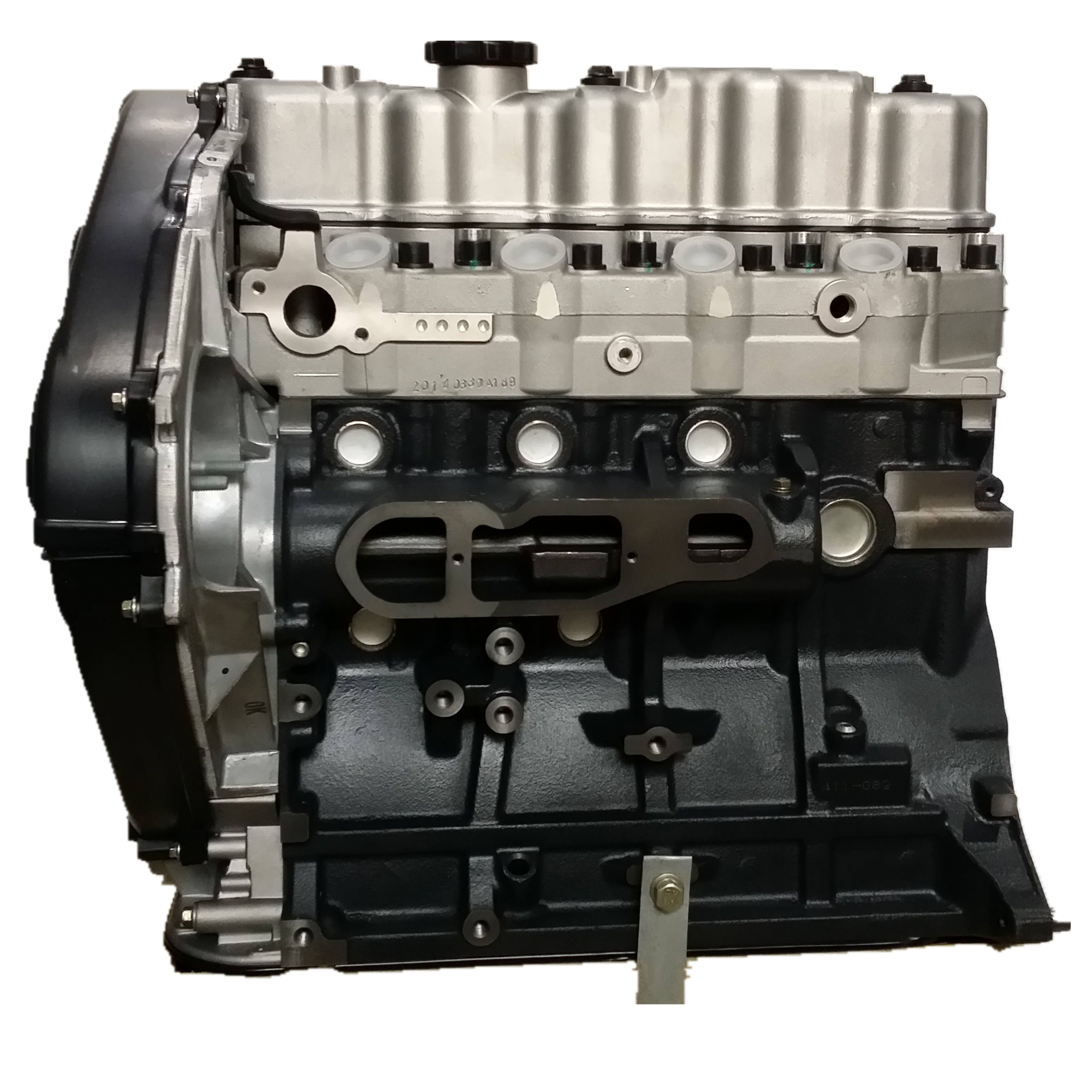 Auto Engine Parts 4D56 HBS High Quality Long Block For Car