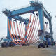Hot Sale Mobile Yacht Boat Hoist Lift Gantry Crane
