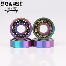 608  627 skating bearings  steel balls  bearings    ceramic ball skateboard bearings