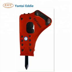 EDT3200 demolition hammer  excavator breaker rock breaker forexcavator FR220E  Kenya