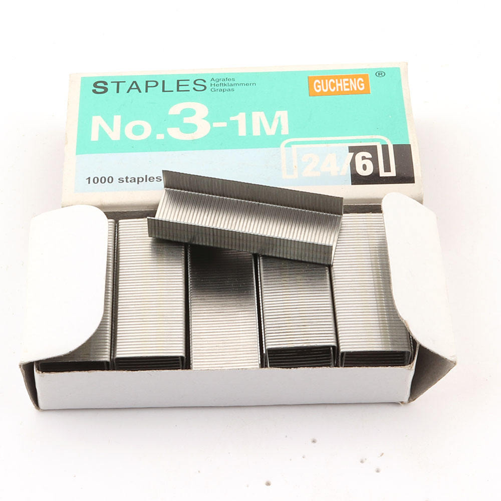 High Quality Stapler Pin 24/6 Metal Staple For Office Ans School