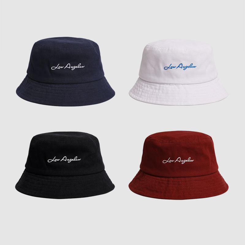 Printed or embroidery your own logo custom wholesale bucket hats