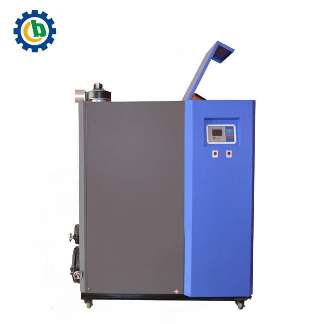 Environmental friendly biomass wood pellet fired home central heating boiler
