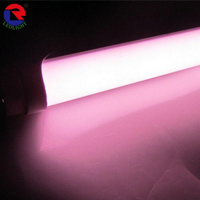 super bright Red 18w T5 T8 Led color tube lamp for meat display fresh