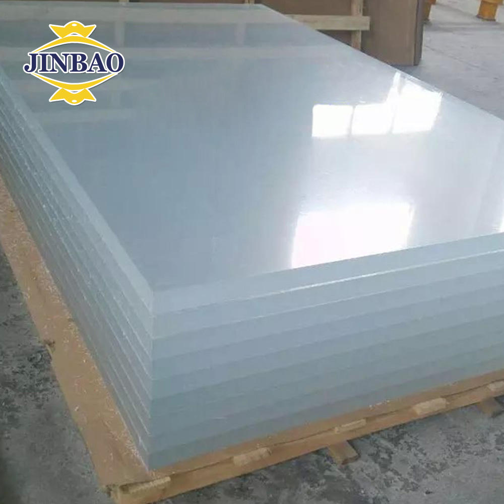 JINBAO hot sale Acrylic Plexi glass PMMA 1.8-50mm Cast Acrylic Sheet for Swimming Pool