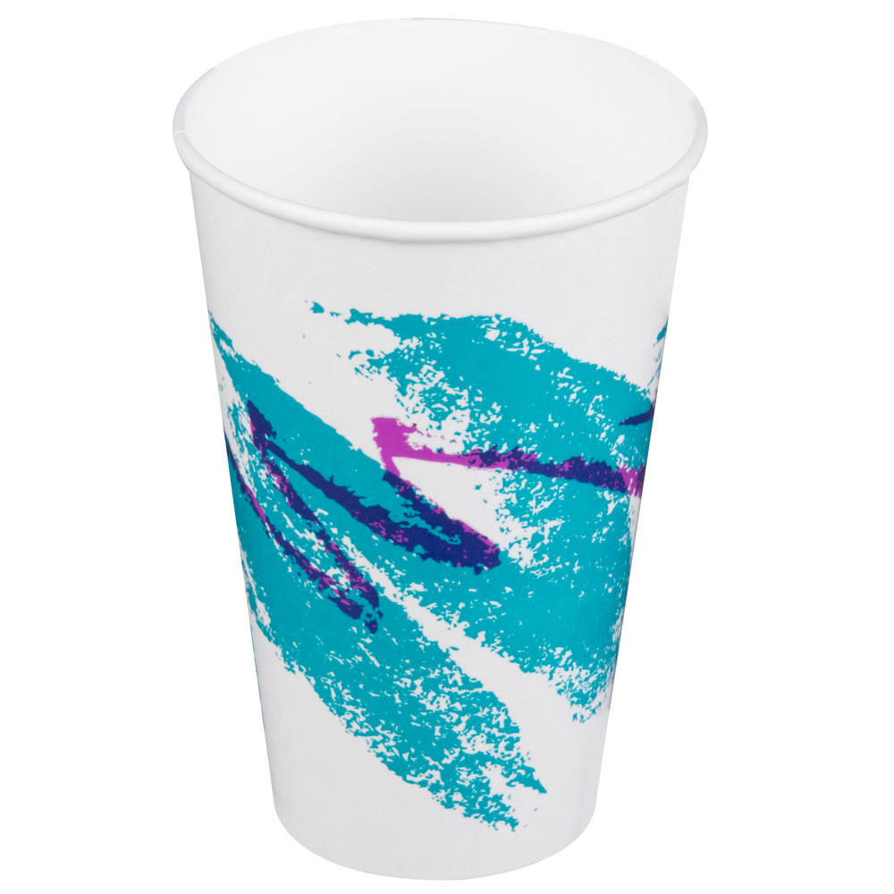 Printed Paper Cups 250Gsm Paper Tableware Favors Wholesale Printed Party Supply Cup
