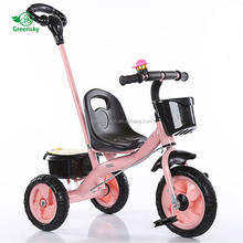 Best selling toys 2018 wholesale toy cars radio flyer tricycle pedal triciclo 3 wheel tricycle kids baby tricycle for children
