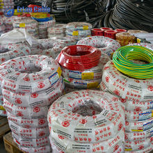 House Wire Building wire Flame retardant PVC wire erlan ZR--RVS Supplied Twisted Cable Electrical