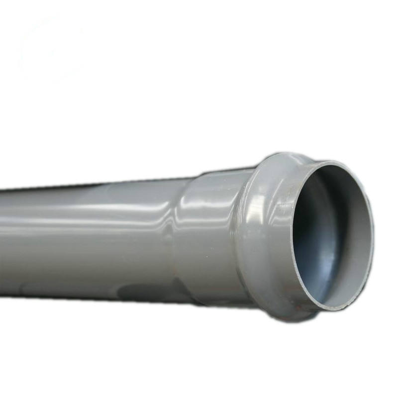 Wholesale 6 inch diameter water supply UPVC pipe with factory price