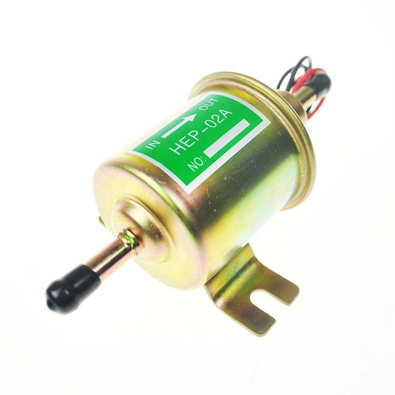 Motorcycle ATV Universal Low Pressure HEP-02A Electric Fuel Pump