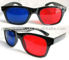 3D Glasses With Polarized Lens