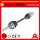 High quality FULL WERK Auto Spare Parts CV axle drive for shaft line parts