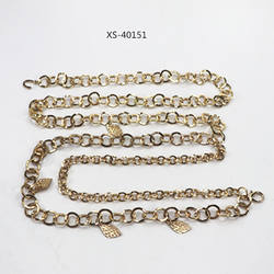 Best Selling Fashion Metal Chain Belts Accessories jewelry w