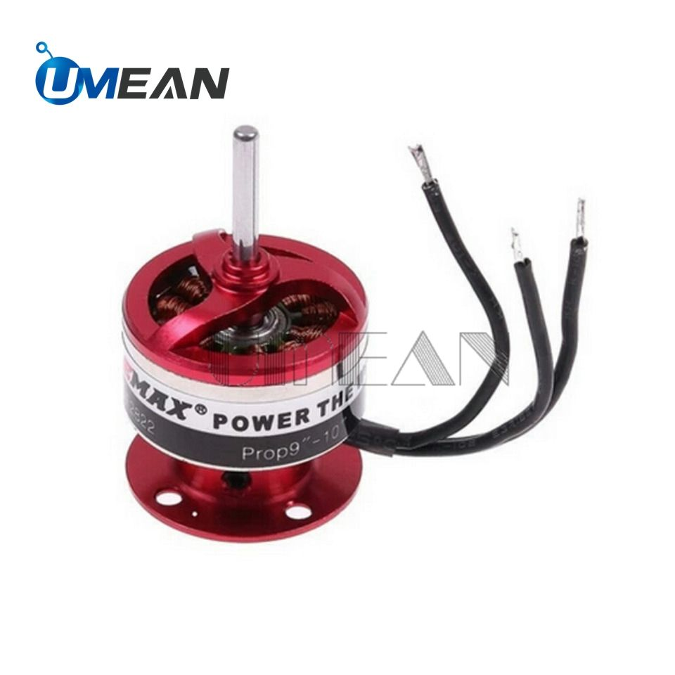 EMAX CF2822 1200KV Outrunner Brushless Motor for RC Aircraft Helicopter Airplane