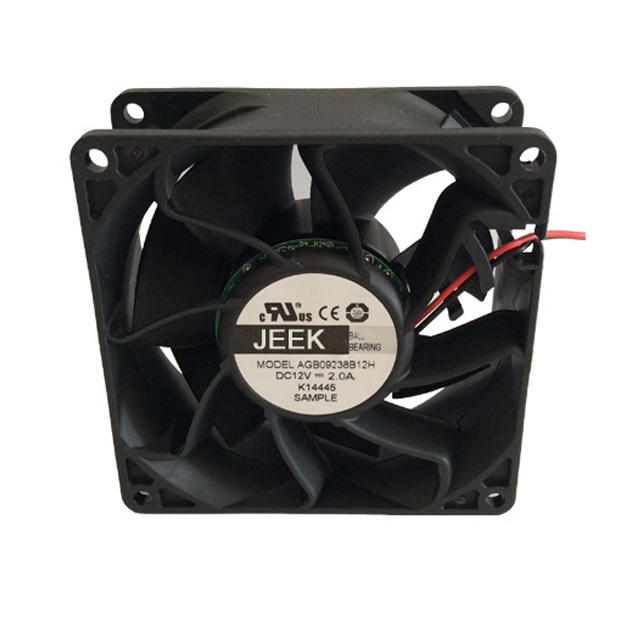 12 וולט קטן מכשיר קירור fan92x92x38mm 9238 dc 12 וולט אוורור מאוורר פליטה