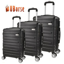 Travel Bags Luggage Trolley,360 Wheel Spinner Hard Case Abs luggage