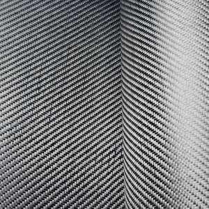 3k 200gsm twill weave carbon fiber fabric
