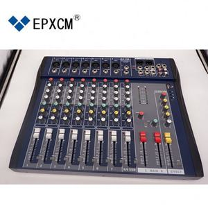 Professional Usb Professional Digital Audio Mixer Console