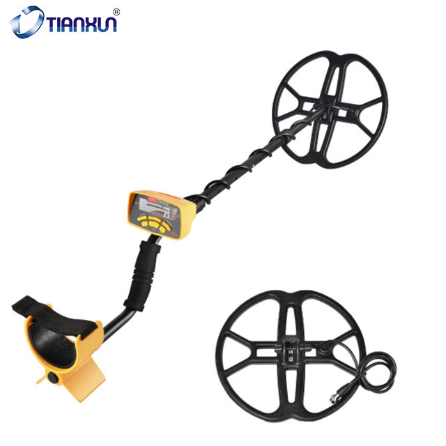 금속 detector kit MD-6350 12 inch search coil detector 기계 detector 금