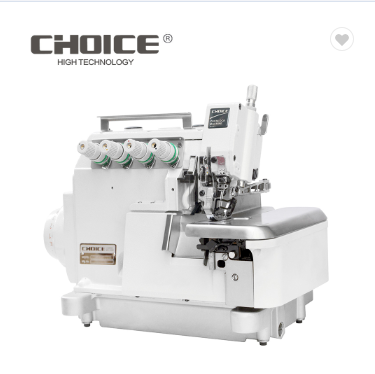 CHOICE GCE22L latest left hand 1 needle 3 thread overlock industrial sewing machine