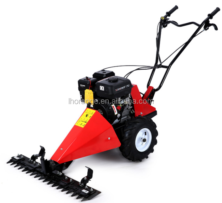 garden gasoline sickle cutter bar scythe mower for sale