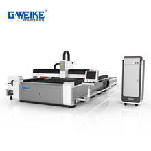 2019 Fiber Laser Cutting Machine Manufacturer CNC Laser For Metal Plate And Tube Dual Use machine