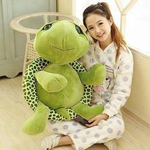 Big Plush Green Turtle Giant Large Stuffed Soft Plush Toy Dolls Pillow 80cm