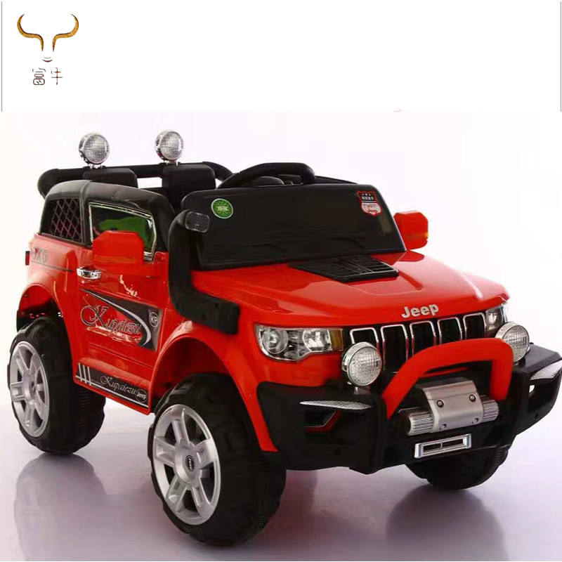 Electric Car for Kids 12VBattery Operated remote control car children can be driving with music and light 2.4GBluetooth
