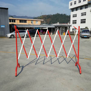 300cm Long Metal Traffic Barrier fence boom barrier
