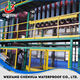 Cheap waterproof building material bitumen sheet production line supplier -- China manufacturer