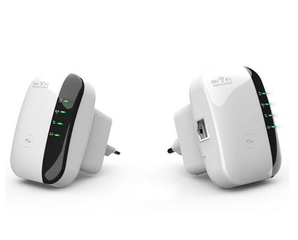Wireless-N IEEE 802.11n/g/b up to 300Mbps repeater wifi booster