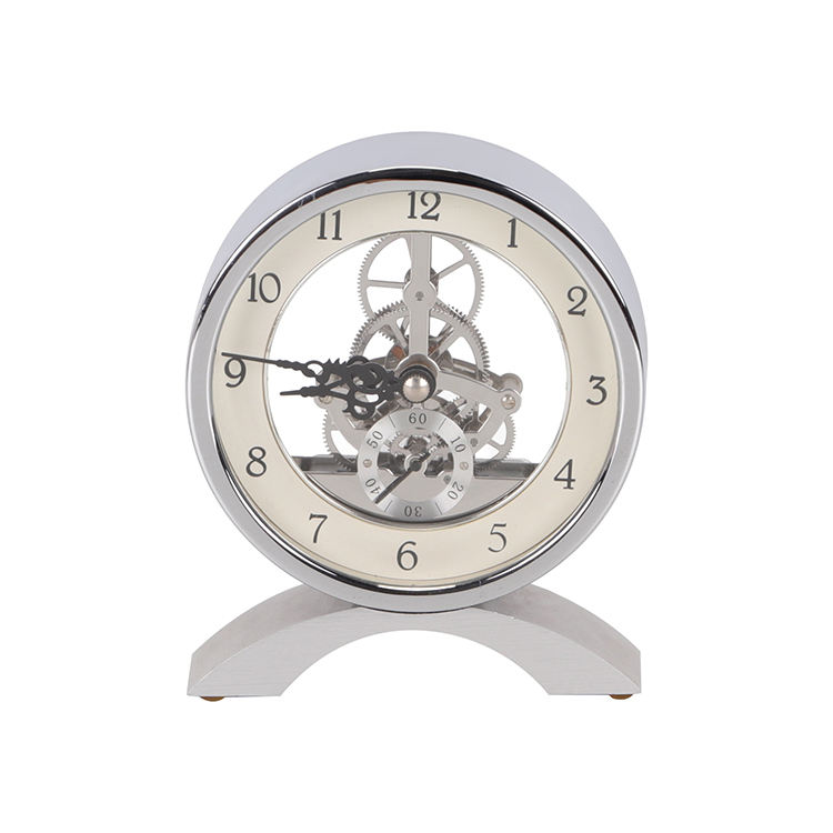 New Arrival Design Rohs Mechanical Table Clocks