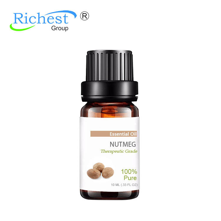 100% Natural Mace Essential Nutmeg Oil with Competitive Price