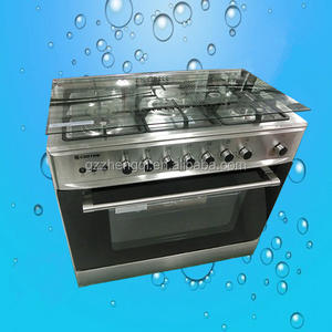 Commercial table top gas stove with oven ,gas stove burner, kitchen appliance gas stove