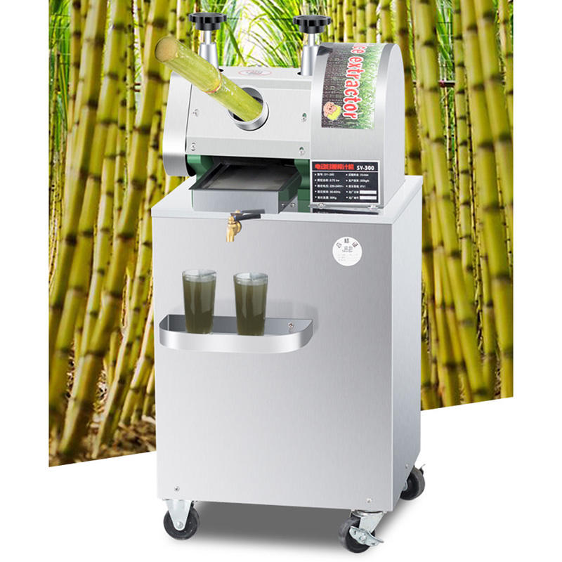 commercial Large Capacity Sugarcane juicer/sugarcane juice machine/sugar cane juicer