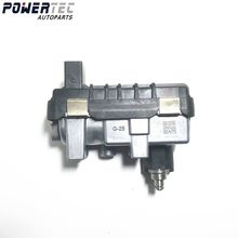 Powertec High quality electric supercharger G-25 new 6NW009550  for Jaguar XF 3.0 D 275 HP Lion V6 2009-