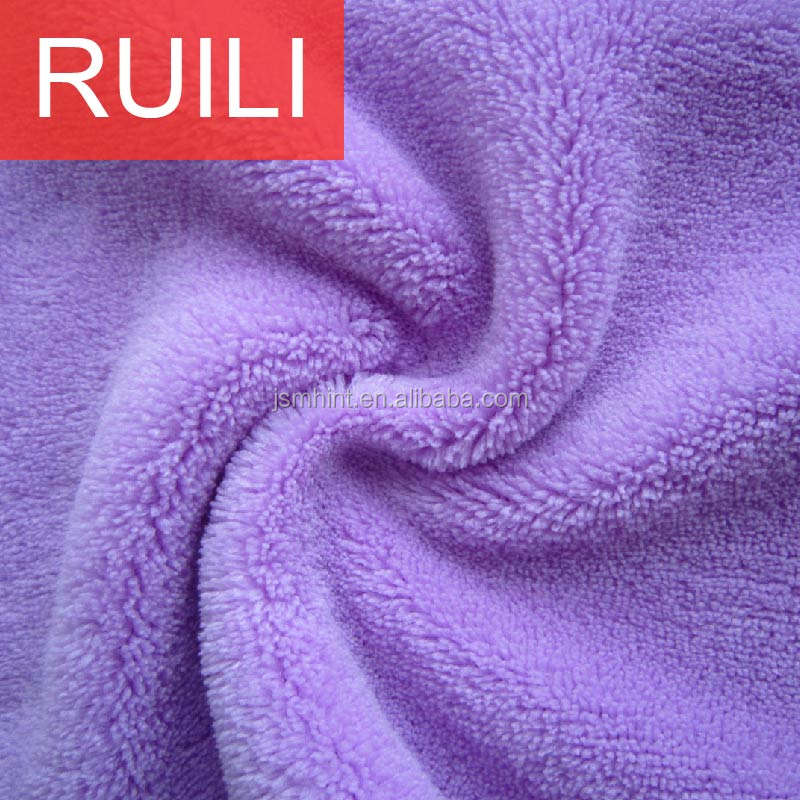 100% polyester making for sleeping blanket double sides coral fleece