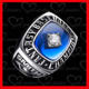 mens silver rings wholesale custom fantasy baseball championship ring