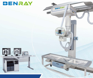 BR-XR2400 CE approved digital ceiling suspended radiography x- ray machine price