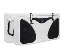 Prime 65liter custom music ice cooler box outdoor waterproof picnic camping bluetooth speaker party cooler