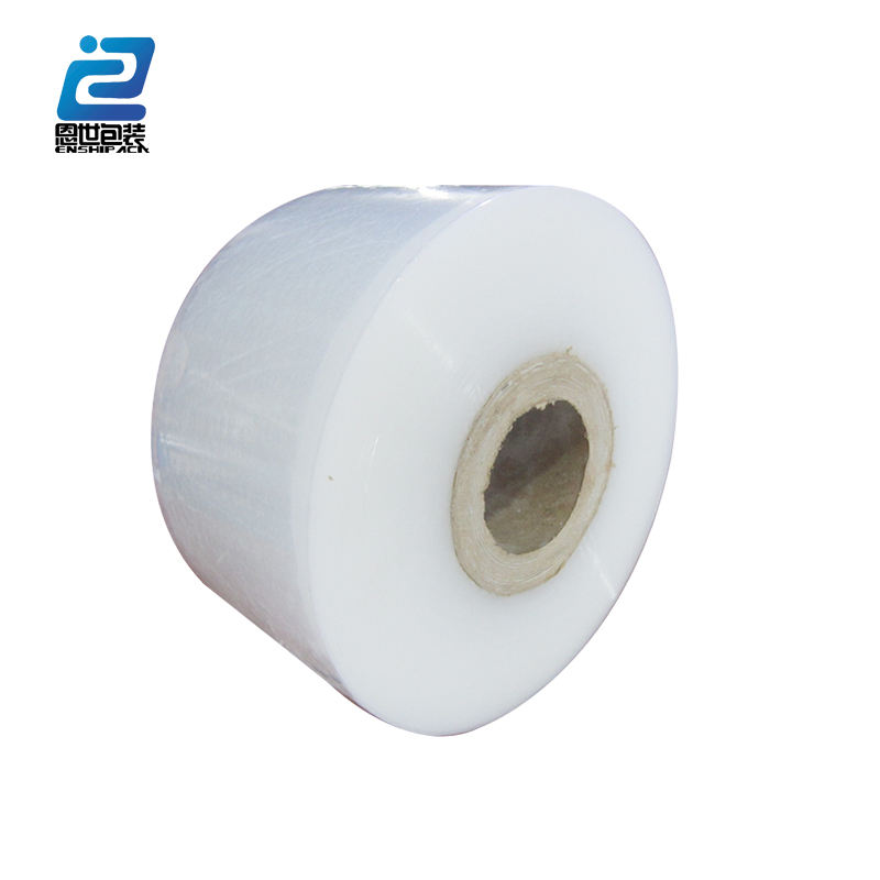 High capability recyle manual/hand polyethylene stretch film