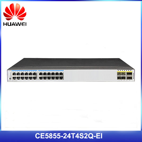 HUAWEI Price CE5855-24T4S2Q-EI 24 port Campus Gigabit Ethernet Switch