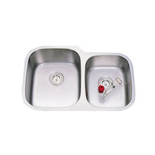sri lanka double bowl stainless steel wash basin kitchen sink