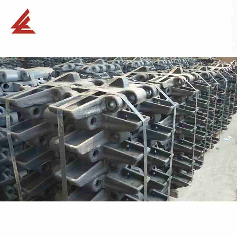 Hot Sale Customized Professional caterpillar track shoe for excavators