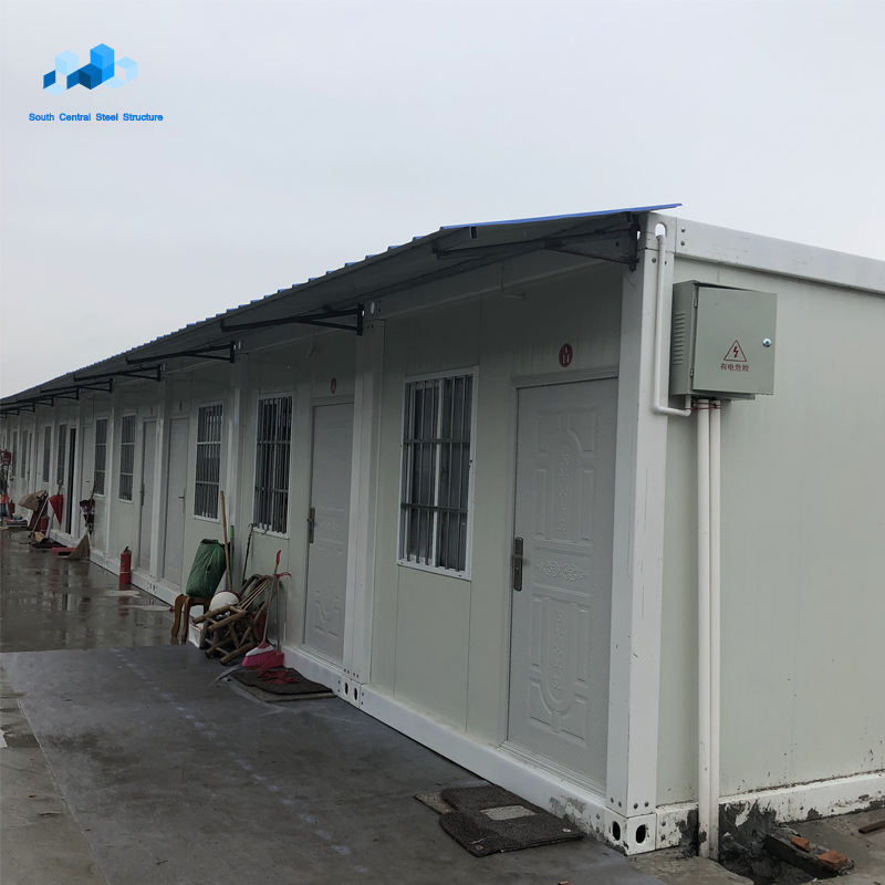 movable portable prefab cabin container studio house