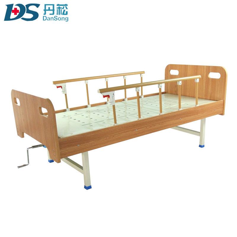 Ospedale Mobili in legno letti ospedalieri bedhead a buon mercato in vendita con manovella