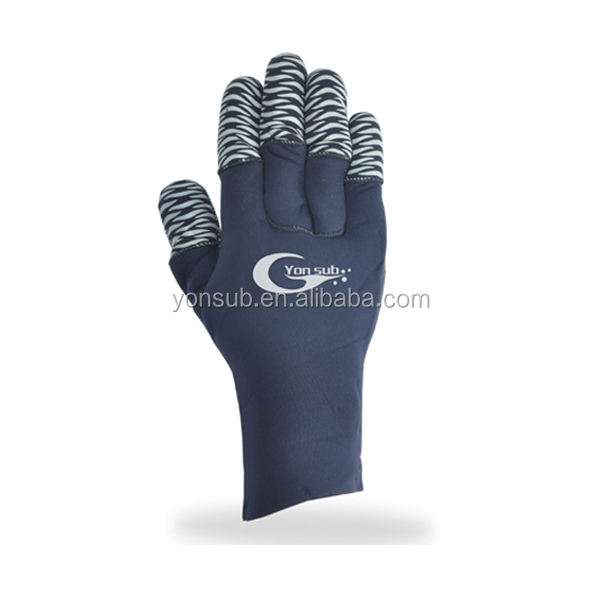 Waterproof neoprene custom diving gloves