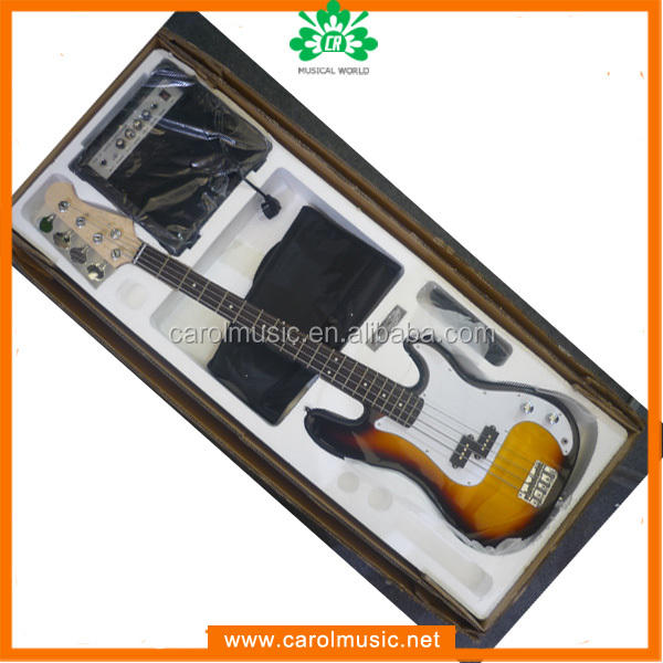 EB002 Musical Instrument Electric Bass Set